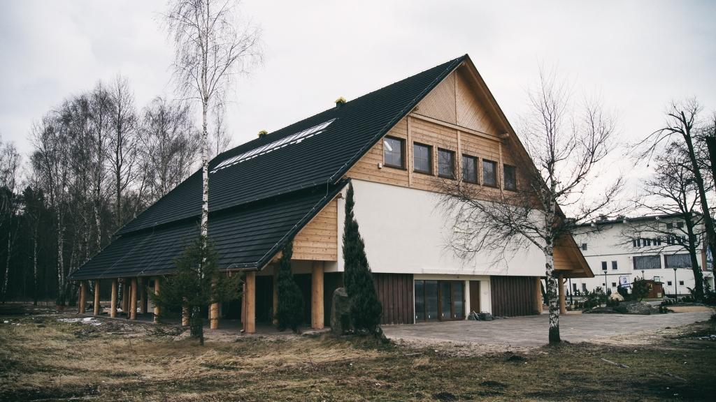 Budynek gastronomiczny